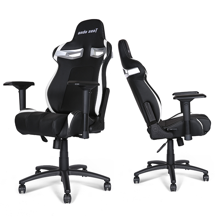 Racing Executive Office Ras Autostoel Stoel Verstelbare Gaming Emmer Game AD33