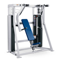 Good Price Chest Exercise Equipment Hammer Strength Iso-lateral Decline Chest Press
