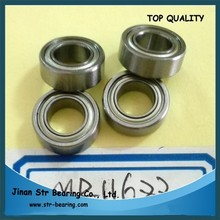 7x11x3 mm Small toy Bearings mr117-2rs MR117ZZ Mini ball bearing MR117 zz rs