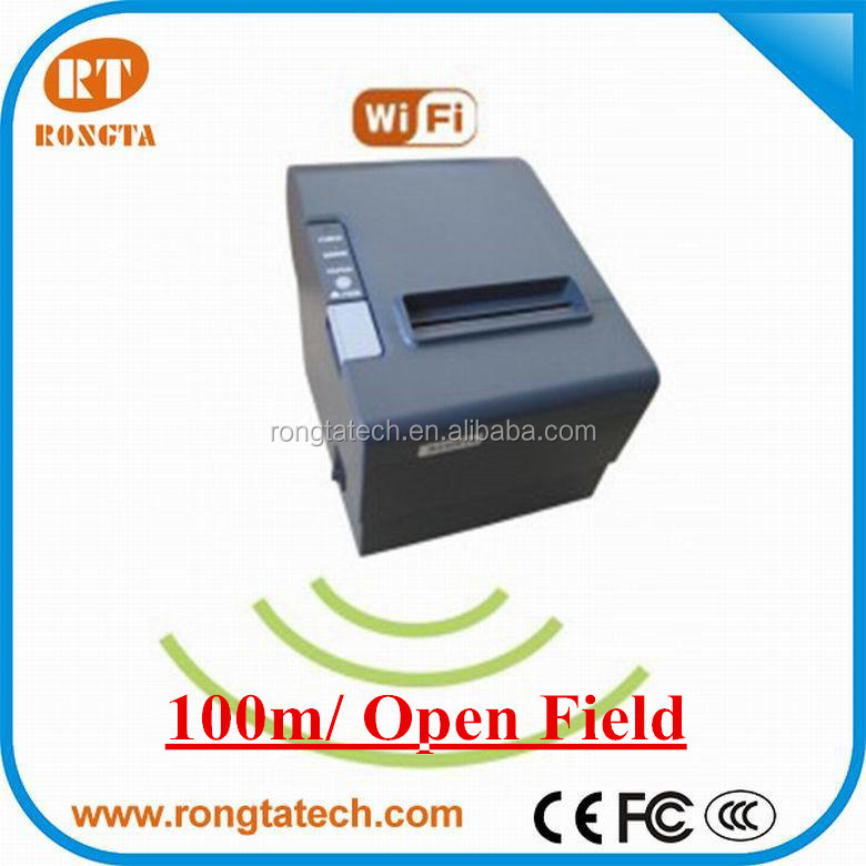 80mm Wifi Thermal Printer for OPOS, Windows, Smartphone and IPAD