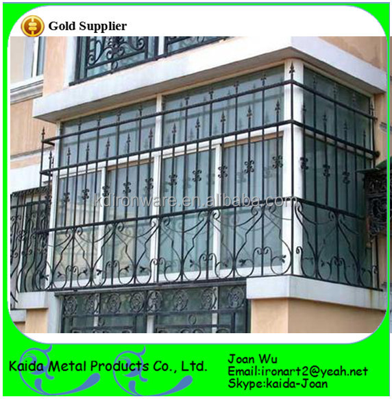 Beautiful wrought iron room dividers screens design with for Balcony covering nets