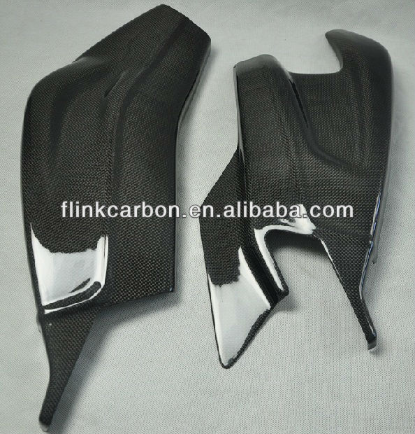 carbon fiber Swing arm covers for BMW S1000RR 09 Racing