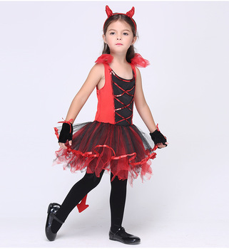 Halloween China Fabricante Ninas Carnaval Disfraces De Halloween - Trajes-de-hallowen