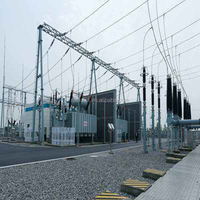 33/11kV power transformer substation with design supply free
