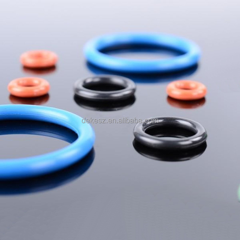 Customized NBR/SILICONE/FKM/EPDM/HNBR Rubber seal O Ring