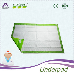 printing waterproof changing baby urine pad