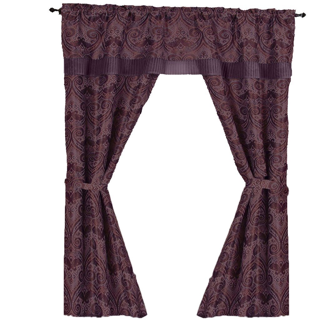 to swags patterns us floral what free curtains home swag sets click valance decor expand and like damask diy room video is panels make inch tier curtain create tips living fishtail imperial how with from does burgundy look