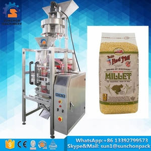 Automatic Condiment/Buckwheat/Millet/Kernels Packing Machine With Volumetric Filler