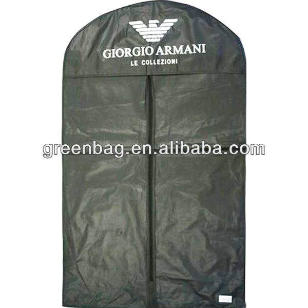 Nylon/Polyester garment cover