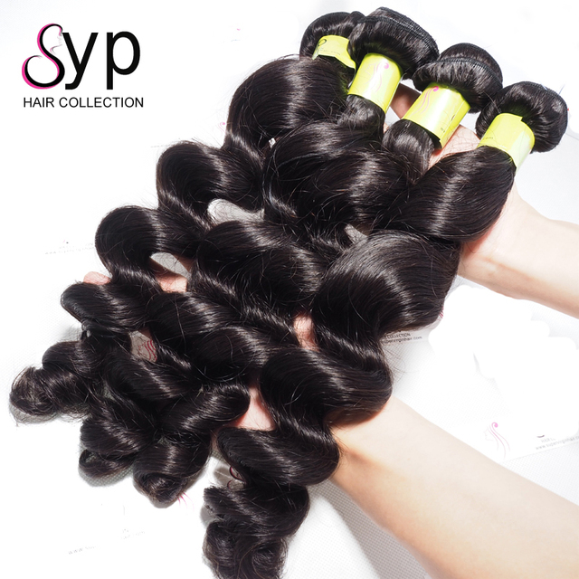 Dropshipping Peruvian Loose Wave Virgin Remy Human Natural Hair Extensions In Dubai