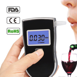 GREENWON Manufacturer Digital Display Breath Alcohol Tester/Breathalyzer for Drinkers and Drivers, Professional Alcohol Analyzer