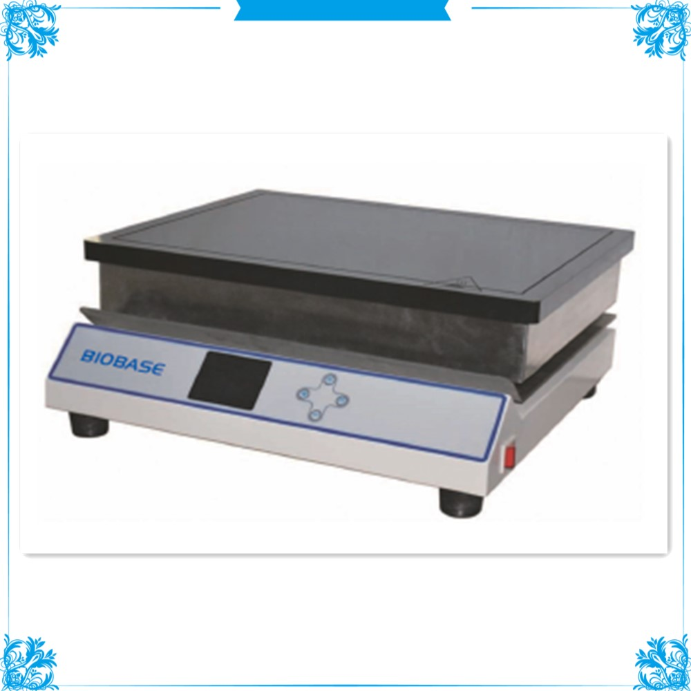 Plate size 400*280mm high accuracy laboratory graphite hotplate