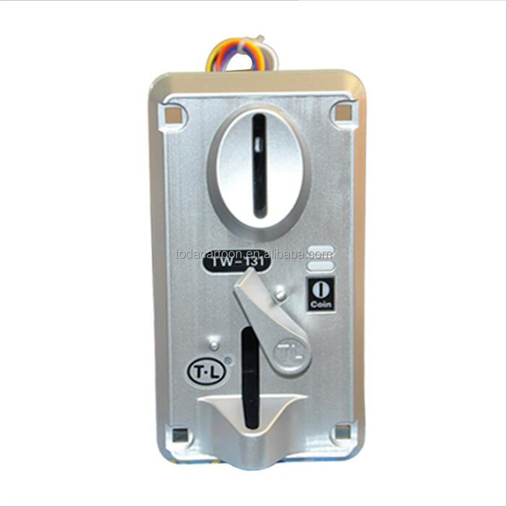 Coin Operated Timer Control Box / coin acceptor for game machine/vending machine spare parts toda