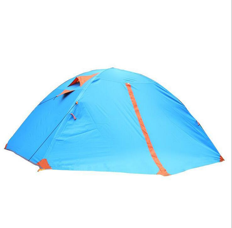 Luxury Glamping Single Person Aluminum Rod Camping Tent for picnic hiking outdoor