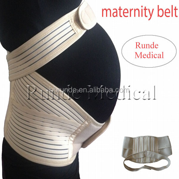 Breathable Abdominal Binder for Pregnant Women - Effective Maternity Support Belt