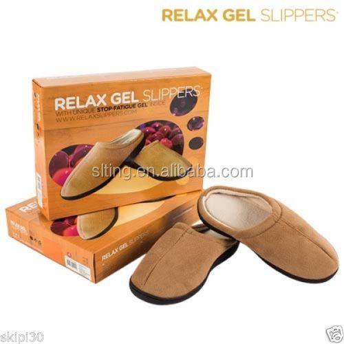 Rilassarsi Dr. Comfort Degli Uomini Diabetici Traversine Comfort Ciabatte Con Inserti In Gel Buy Come Visto In Tv Comfort Pantofole Gel,Pantofole