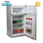 146L Top Freezer DC Solar Mini Sizes Office Small Fridge Compressor Geladeira 12 Volts