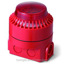 AH-03127-BS EN54 fire alarm siren sounder beacon