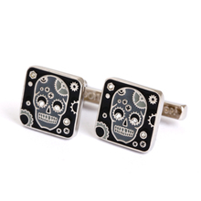 Wholesale Novelty Fancy Mouth Cufflink for Mens Halloween ...