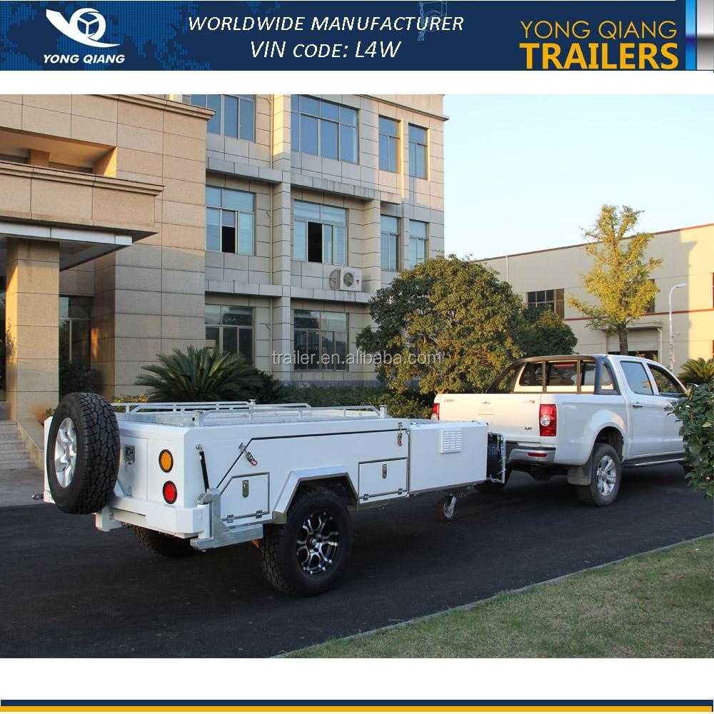 Finden Sie Hohe Qualität Hinten Falten Wohnmobil Anhänger Hersteller ...