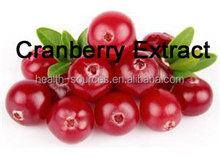 Cranberry Extract in rich vitamins and minerals
