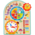 Wooden Clock Puzzle Toys Children's Cartoon Toys My Calendar