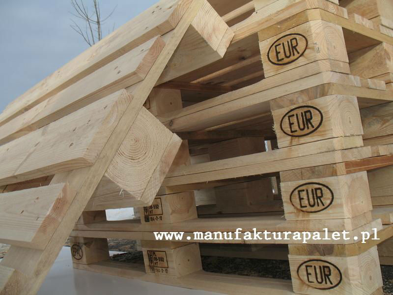nuovo euro epal pallets