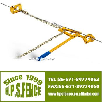 Farm Fencing Equipment High Tensile Chian Strainer 1 2m