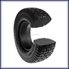 4.00 - 8 Wheelbarrow foam pu solid wheel