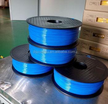 YJ Multi-Color 3D Printer Filament 1.75mm/3mm PLA/ABS 3D Printer Material