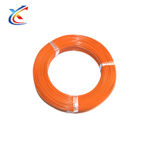 teflon coated copper color code electric wire