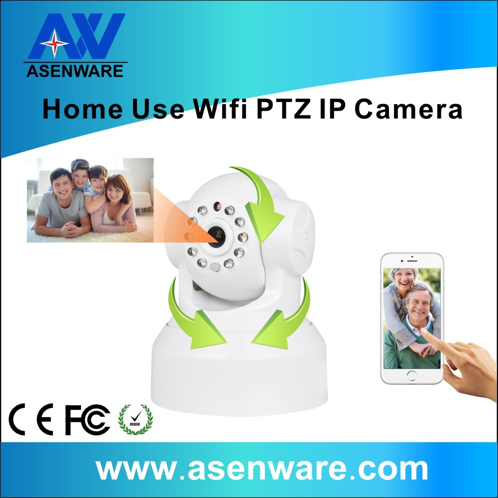 Indoor Wifi Camera Internet Home Safety Monitoring