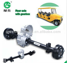 sell electric vehicle rear axles with gearboxs
