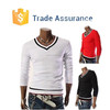 2015 New Men's Fashion Cheap Casual V-neck Bulk Long Sleeve T-Shirts Slim Fit Long T-Shirts,Tight Fit Long Sleeve T-Shirt