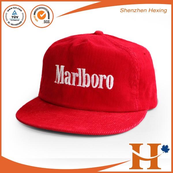 6543c89ff8b custom high quality corduroy blank snapback hat wholesale from china factory