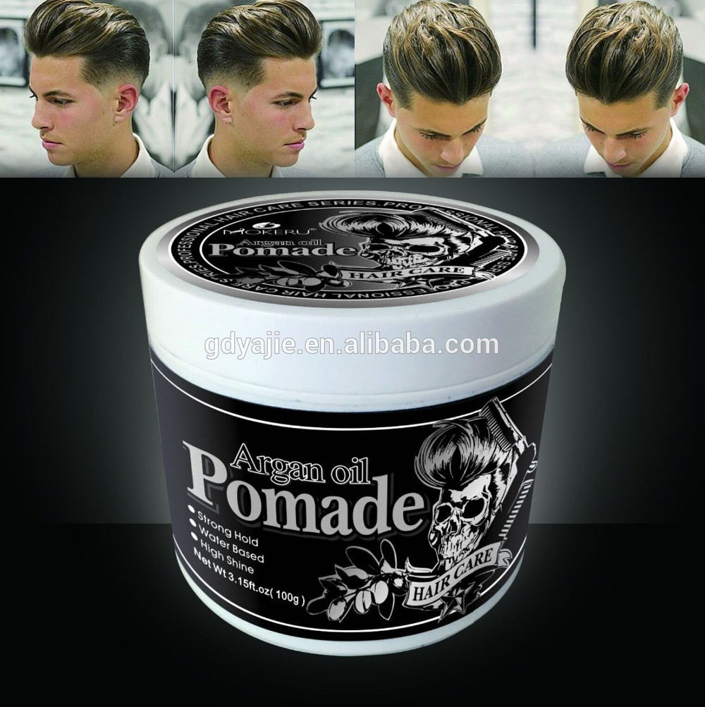 Fashion custom best price Private Label hair gel wax strong hold