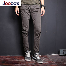 2017 New arrival spring autumn men's casual cargo long pants plus size