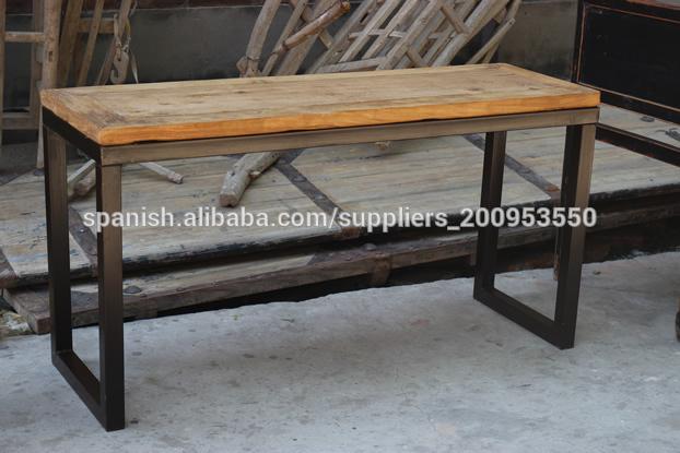 Muebles de madera de reciclaje muebles de madera natural - Muebles de madera en crudo ...