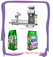 10kg laundry washing powder packing machinery/detergent powder filling machine for sale