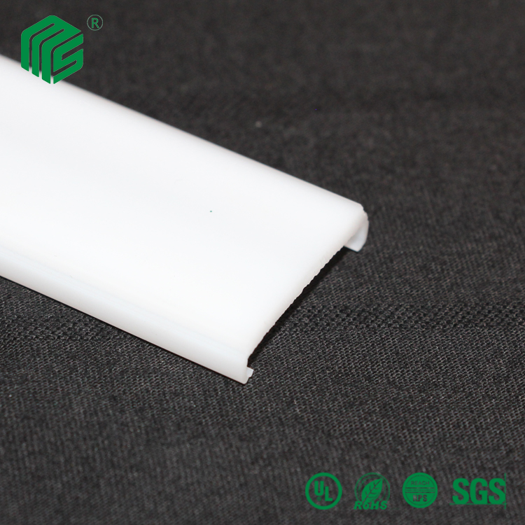 cylindrical lampshade lighting used polycarbonate profiles