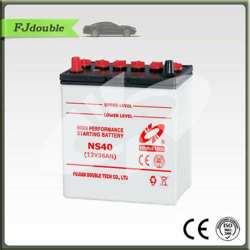 Cheap Jis Standard 12v Car Batteries Export Import China