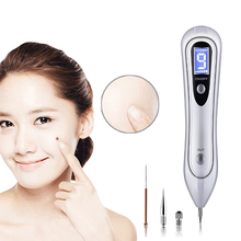 ผิว: ชุดซ่อม Multi Speed ปรับ Freckle Tattoo Beauty Mole Removal Pen