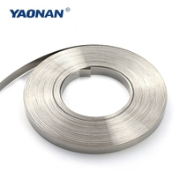 Customized 304 316 Stainless Steel Binding Strap/Stainlesas Steel Strapping Band