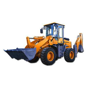 China VOTE VTZ15-28 5.4 Ton 103 HP Tractor Loader and Backhoe with Mower