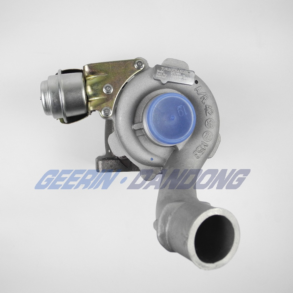 Chine TURBO GT1749V 708639-5010 S 708639 7701474960 703890-0012 Pour Renault/Volvo Turbocompresseur