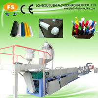 Air Conditioners Heat Insulation Foam Pipe Making Machine
