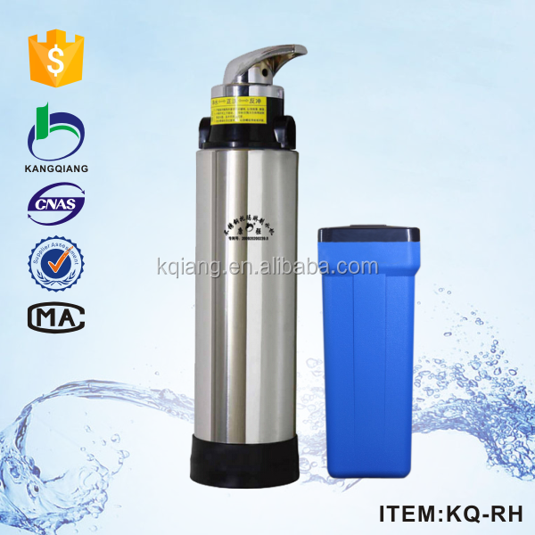 Easy operation and maintenance! residential water softener manual