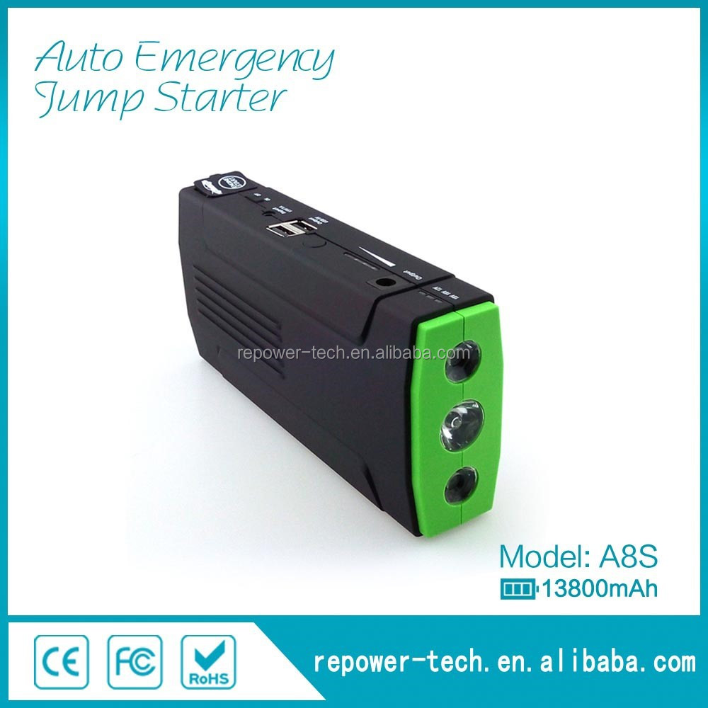 <strong>Auto</strong>/phone/laptop Mobile power supply multifunction battery 12V <strong>auto</strong> jump starter