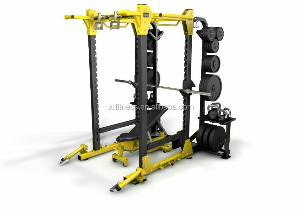 gym fitness equipment power rack buy hd elite power rack multi gym machine push ups product on. Black Bedroom Furniture Sets. Home Design Ideas