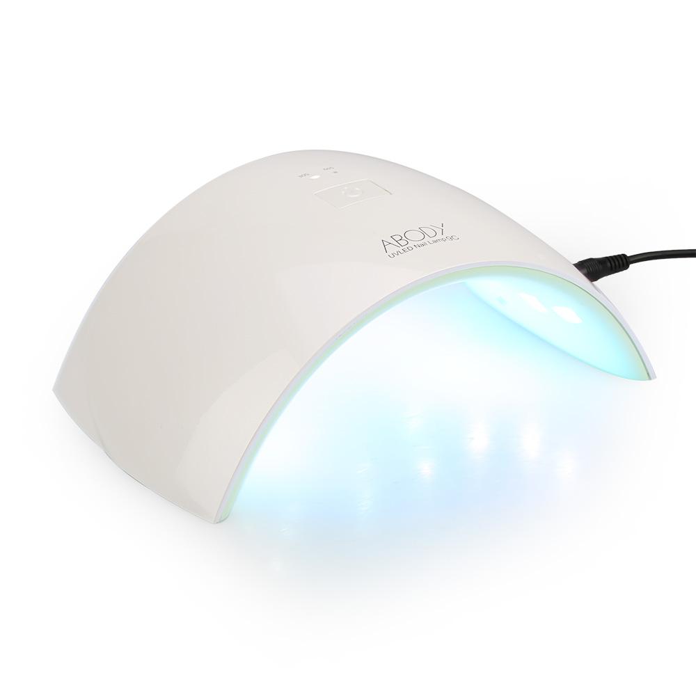 Abody Sun9c Led Uv Lamp Nail Dryer White Light Fingernail